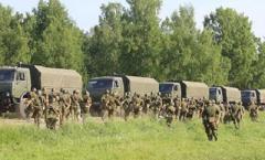 Россия перебрасывает к границе с Украиной войска с «Ураганами» - разведка