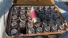 В Кривом Роге местный житель торговал оружием из зоны ООС. СБУ