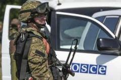 Боевики «ДНР» на блокпостах под Горловкой обыскивают наблюдателей СММ ОБСЕ