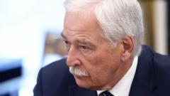 Грызлов пообещал провести в ОРДЛО выборы и«навести там порядок»
