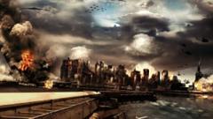 Мир на пороге Третьей мировой войны: странник во времени назвал дату и участников военного столкновения