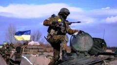 Волонтер: оккупанты грозят «выбить» ВСУ из освобожденных поселков