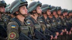 В Украине сегодня стартовал осенний призыв в армии