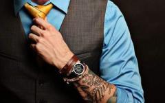Названы самые болезненные места на теле для нанесения татуировок