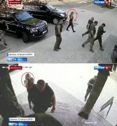 Убийство Захарченко: на резонансном видео обнаружили подозрительную деталь прямо перед взрывом (ФОТО)