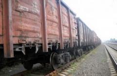 В Фащевке замечен странный железнодорожный состав