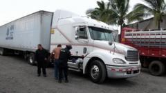 Во Франции арестован украинский грузовик с водителем: французская таможня была потрясена секретным грузом