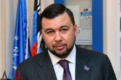 Пушилин поехал в Луганск на встречу с Пасечником