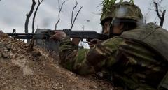 Война на Донбассе: в результате вражеских обстрелов ранен один боец ООС