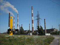 Луганская ТЭС может остаться без угля