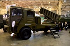 Превосходит «Град». В Украине представили новую боевую машину «Берест»