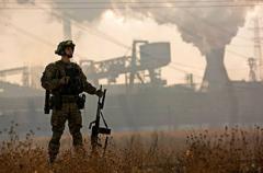 ООС подвинули боевиков в «серой зоне» на Донбассе