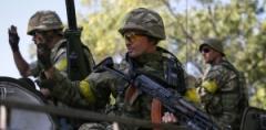 Украинская армия разгромила позицию террористов на Донбассе: в Интернете появились кадры боя