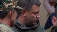 В Донецке замечен боевик, похожий на Захарченко