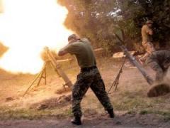 Шесть населенных пунктов под Мариуполем  в зоне огня