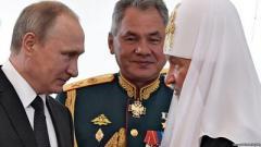 """Москва готова к """"насильственным проявлениям"""" и угрожает Украине ответить на Томос"""