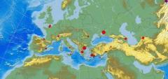 В Азовском море произошло землетрясение магнитудой 4,7 балла