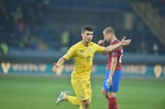 Украина досрочно вышла в элитный дивизион Лиги наций