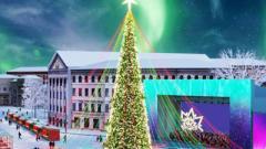Украинцам показали, как будет выглядеть главная елка страны