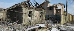 В программе «Доступное жилье» могут участвовать семьи, чье жилье на подконтрольном Донбассе разрушено
