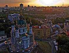 Андреевская церковь после реставрации откроется для посещений