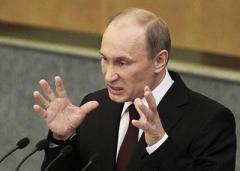Путин угрожает Украине потерей огромных территорий