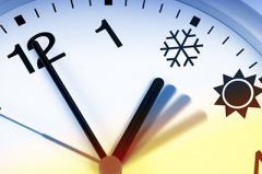 Когда в Украине переходят на зимнее время в 2018 году?