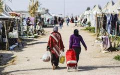 В Мексике полиция остановила караван мигрантов, который направлялся в США