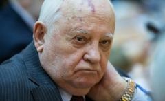 Горбачев оскорбил Дональда Трампа: Его действия не от большого ума