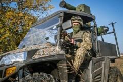 ВСУ получила новую военную технику