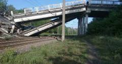 «ЛНР» начала восстанавливать Штеровский мост. В штабе говорили, что через него боевики получают вооружение.