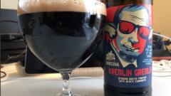 KREMLIN GREMLIN. В Германии выпустили пиво с портретом Путина