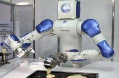 В Славянске будут делать роботов