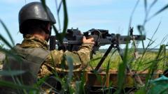 Донецк: с раннего утра слышны звуки мощных обстрелов
