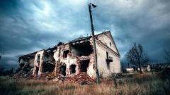Больно и грустно. В сети опубликовали фото последствий войны под Донецком