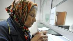 9 328 000 гривень судових зборів сплатив Пенсійний фонд України за позовами, поданими переселенцями Донбасу