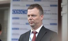 Скандальный Хуг нагло переложил всю ответственность и расследование о гибели представителя ОБСЕ на Украину