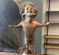 Cтатуя Мохамеда Салаха рассмешила соцсети