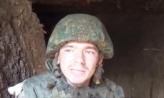 «Горыныч» из России рассказал, почему приехал воевать на Донбасс