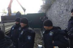В центре Киева прогремело три взрыва