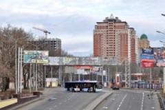 """Куда исчезли люди в Донецке: блогер проехал по улицам города и показал реальное видео о жизни в """"ДНР"""""""