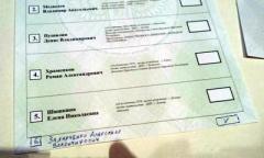 Александр Захарченко «жив»: дончане вносят свои коррективы в бюллетени