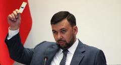 Пушилин заявил, что «выборы» прошли и теперь с его «республикой» должен считаться весь мир