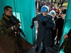 Наблюдатели СММ ОБСЕ зафиксировали, под каким давлением люди шли на «выборы»