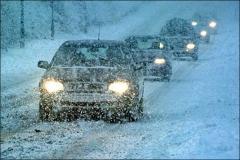 В Украине сегодня ожидается снег с дождем, местами гололед