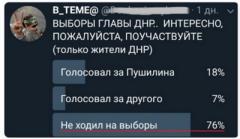 Ложь с экрана и правда устами народа