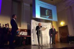 Сенцов стал лауреатом премии, которая была посмертно присуждена Немцову