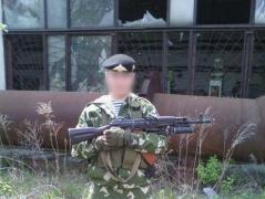 """Правоохранители задержали на Донбассе боевика незаконного вооруженного формирования """"Оплот"""""""
