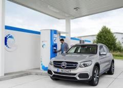Mercedes-Benz выпустил первый в мире электро-водородный гибрид