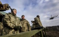 Петр Порошенко назвал одно единственное условие, которое не позволило бы России оккупировать Крым и Донбасс